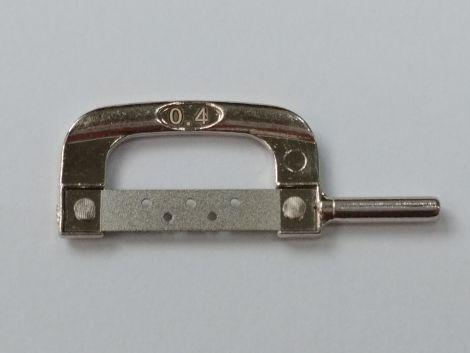 Metal Auto Interproximal Reduction Strip - Single Sided