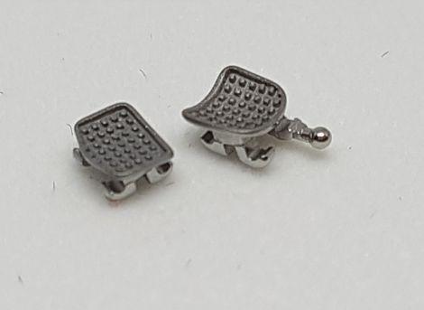 Cross-MD Stainless Steel Brackets (20pcs/Kit)