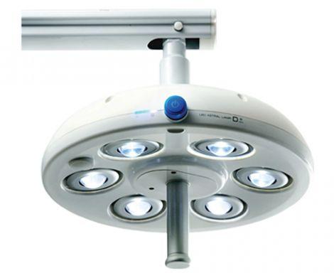 D6 HEXA : LED Dental Operatory Light