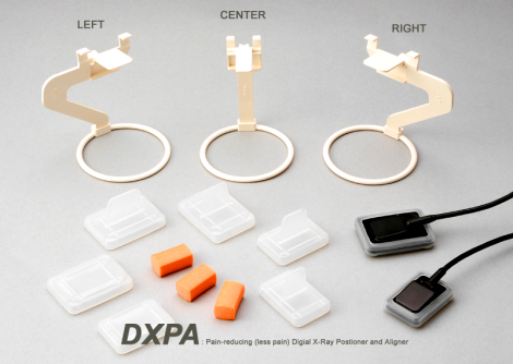 DXPA -Painless Digital X-Ray Positioner and Aligner